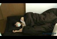 趣味は・・・【寝込みイタズラ】--童顔ふわふわ巨乳の子--2