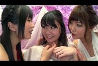 【素人レズナンパ】大槻ひびきちゃんと碧しのちゃんの豪華Wナビ!Vol.03