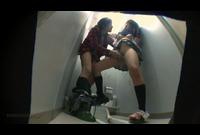 TD-0670 制服女子と密室トイレファック(○交)