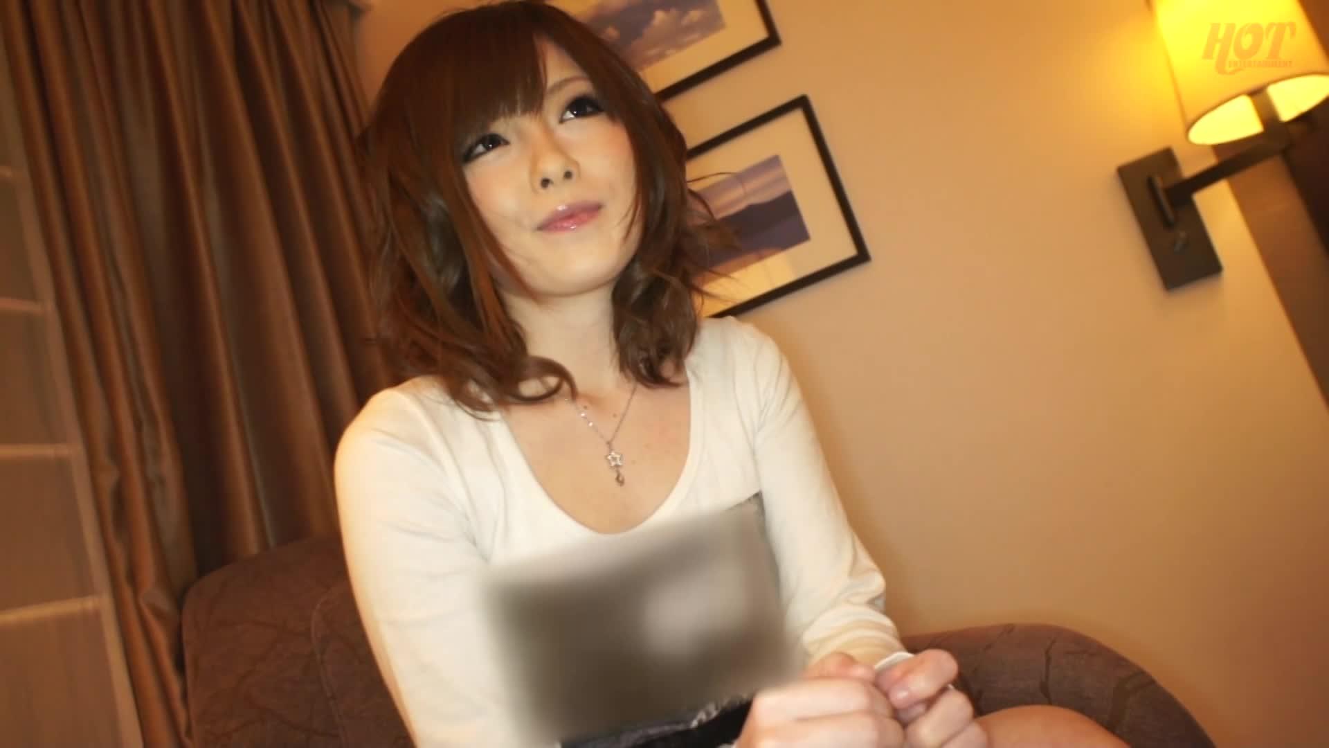 【無修正/ライブチャット】化粧っ気がないのに超美人な素人
